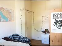 Airy double room with private balcony