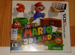 Super Mario 3D Land - 3DS - Brand New Sealed