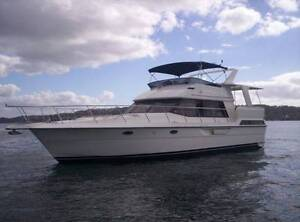 46ft Dyna Aft Cabin Cruiser For Sale Scarborough Stirling Area Preview