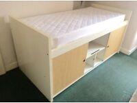Bangsund ikea single bed