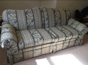 Couch and Chairs w/ Ottoman