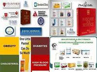 STOP Weight Gain, Diabetes, Cholesterol ALL NATURAL