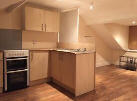 1 bed flat with broadband included