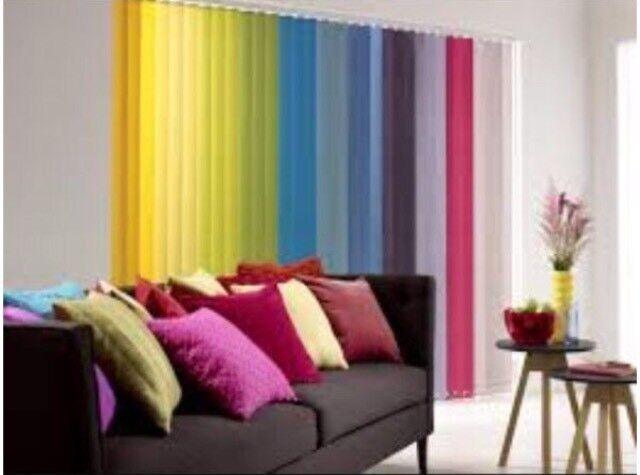 Vertical Blinds To Suit Your Windows X3 From 99 In Manchester City
