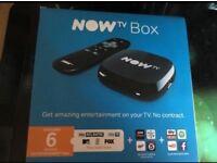 Now Tv Box no pass