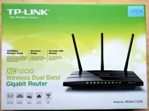 TP-LINK AC1200 wifi router