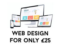 WEB DESIGN & DEVELOPMENT | CUSTOM WEBSITE