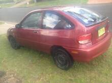 1998 Ford Festiva Hatchback Singleton Heights Singleton Area Preview