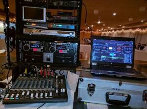 Complete Top Of The Line DJ Equipments
