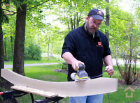 CARPENTRY - TRIMWORK  - FULLY INSURED - REFERENCES AVAILABLE!