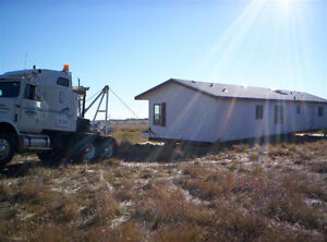 Mobile home services. (24)
