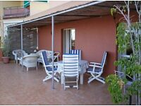 Sunny Penthouse with huge terrace for sale in Torremolinos Malaga Spain