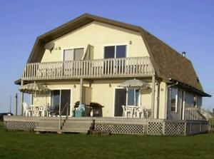 Sandcastles Beach House - On PEI's Best Beach!