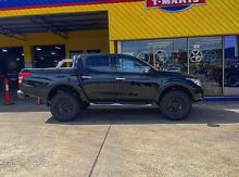 2016 MITSUBISHI TRITON GLS AUTOMATIC MQ Cardiff Lake Macquarie Area Preview