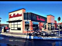 TIM HORTON'S Come Join the Brew Crew!