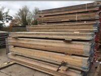 Reclaimed used scaffold boards best quality