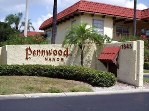 Pennwood Manor 55+ Community in Clearwater Florida