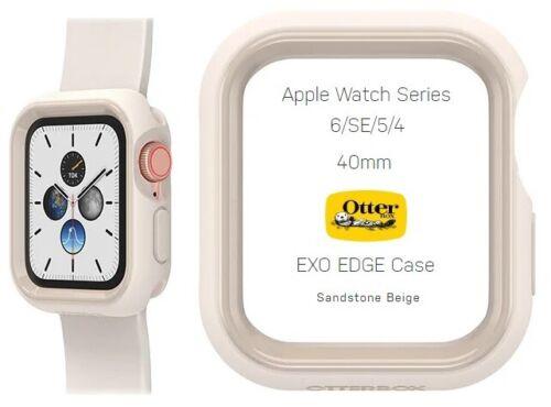 OtterBox EXO EDGE Case for Apple Watch Series 6/SE/5/4 (40mm) Sandstone Beige
