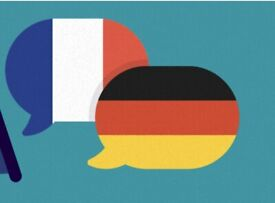 French and German tuition