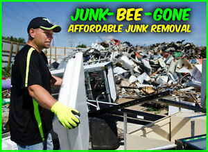 Junk Removal - Garbage,furniture,appliances,and more! Peterborough Peterborough Area image 3