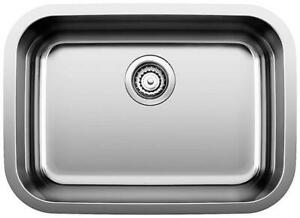 Blanco 24x17 inch Stainless Steel Sink New in Box