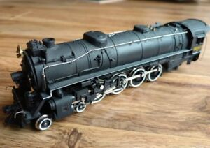 HO Scale Model Train Engines