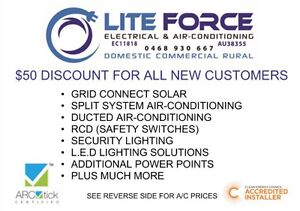 Split system air-conditioners installed from $500 Padbury Joondalup Area Preview