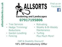 gardening and landscapes