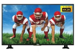 "55"" RCA 4K Ultra HD TV for SALE"