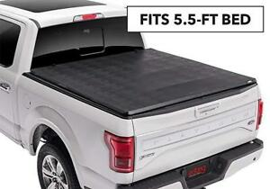 2015-2019 Ford F-150 5.5 ft Bed Extang eMax Soft Folding Tonneau Cover | Pickup Today by Appointment Only