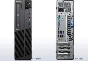 Lenovo M81 SFF Computer Window 10, i3, 8GB RAM, 250GB HDD