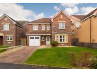 stunning 4 bed detached house for rent, with private parking.