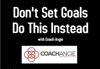 Don't struggle to adult - Work with Coach Angie!
