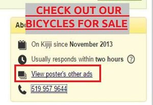 ► Need Your Bike Repaired Today? Quality Bike Repair Services◄
