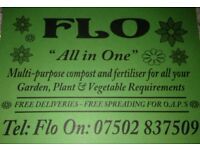 Multipurpose Compost. 4.50£ Per bag free delivery