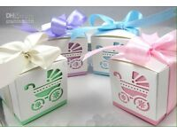 Baby shower gift boxes x10