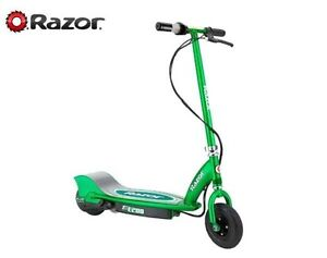 Green  electric scooter for sale