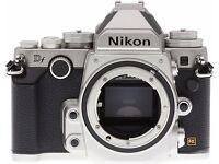 Nikon Df 16.2MP DSLR Camera - Silver