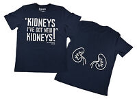 Doctor Who: Twelfth Doctor - New Kidneys T-Shirt (X-Large)