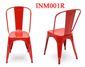 Industrial Tolix Style Chairs! 25% Off!