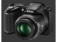 Nikon Coolpix L330 Digital Camera Only £120 o.v.n.o.