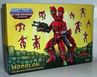 MODULOK MOTU CLASSICS Masters of the Universe Classics MOTUC HE-MAN MOC NEU &OVP