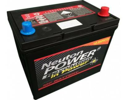 New NS70L Battery Calcium Heavy Duty Nissan Patrol Battery Canning Vale Canning Area Preview