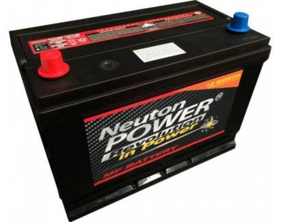 Brand New NS70 630CCA Truck / 4WD Battery