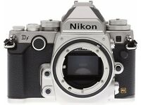 Nikon Df 16.2MP DSLR Camera - Silver £1150