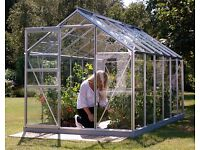 Brand New Vitavia Venus 6200 (10' x 6') Greenhouse