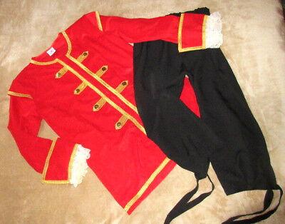 WOW Musketier Pirat Kostüm Gr L 50 52 Zirkusdirektor~König~Karneval~Fasching - Piraten Kostüm Top