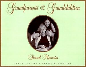 Grandparents and Grandchildren Coffee Table book-Great condition