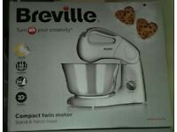 Brand new Breville mixer