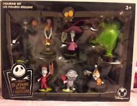 Nightmare Before Christmas Toy Set